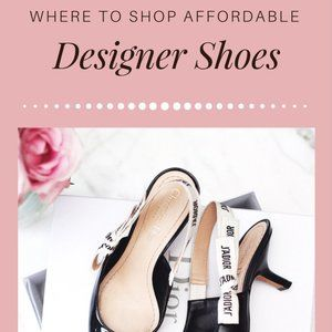 Anne Klein, Vince Camuto, Vera Wang, Marc Fisher